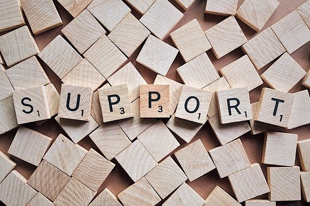 support